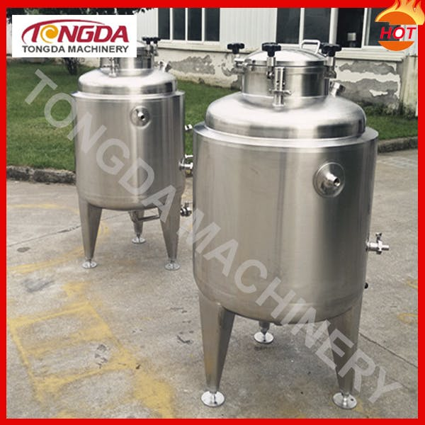 2BBL Beer Serving Tank Bright tank sold by TD Machinery Co., Ltd.