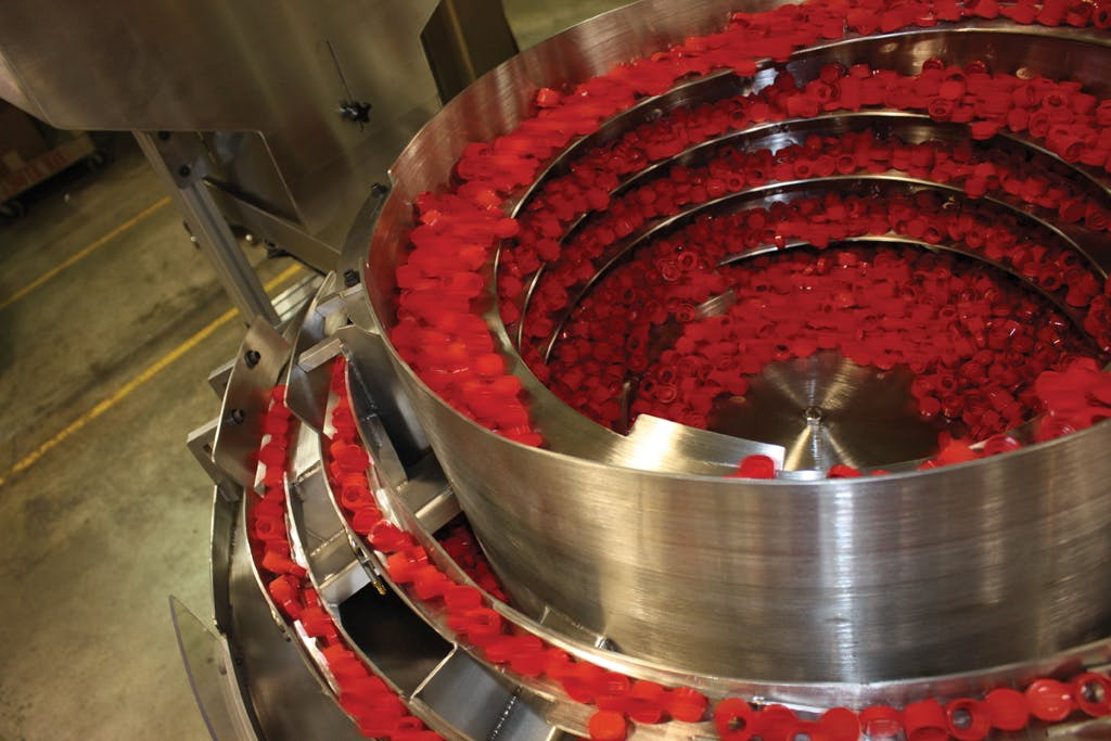 Vibratory Feeder Bowl Systems Feeder sold by Fortville Feeders, Inc.