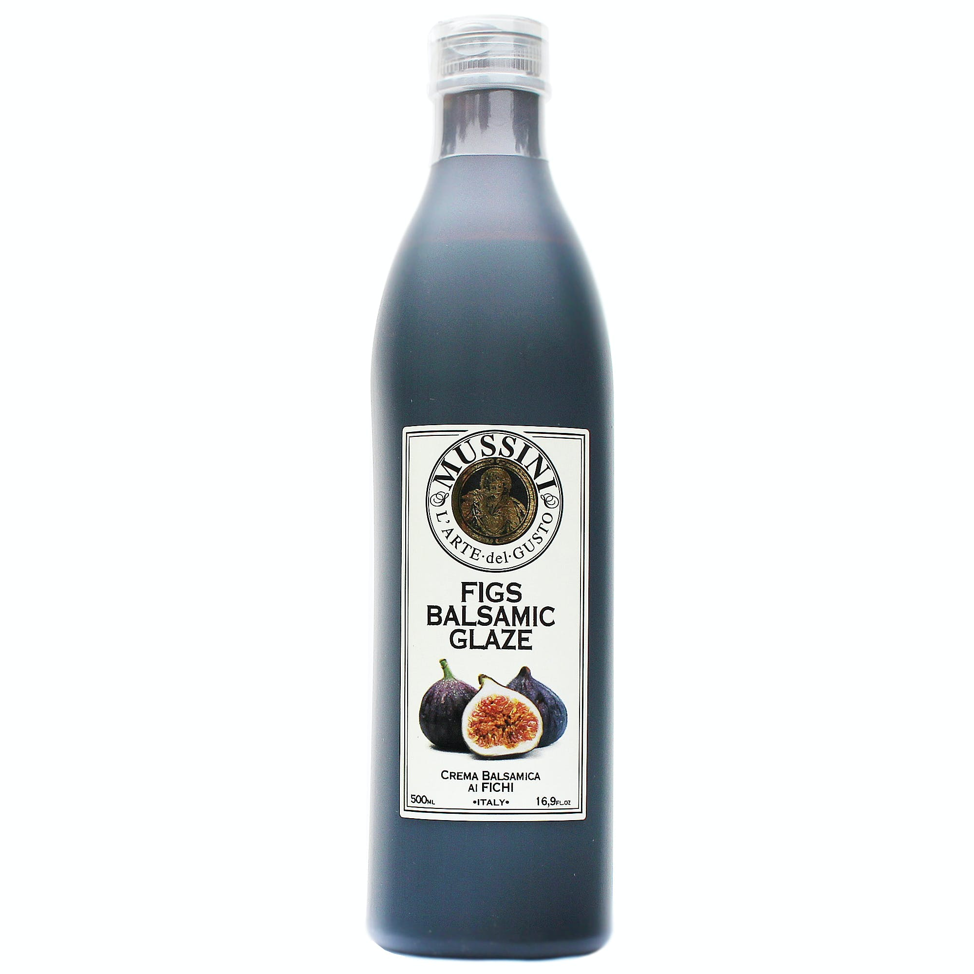 Italian Fig Balsamic Glazes From Mussini, 16.9 Ounces - sold by M5 Corporation