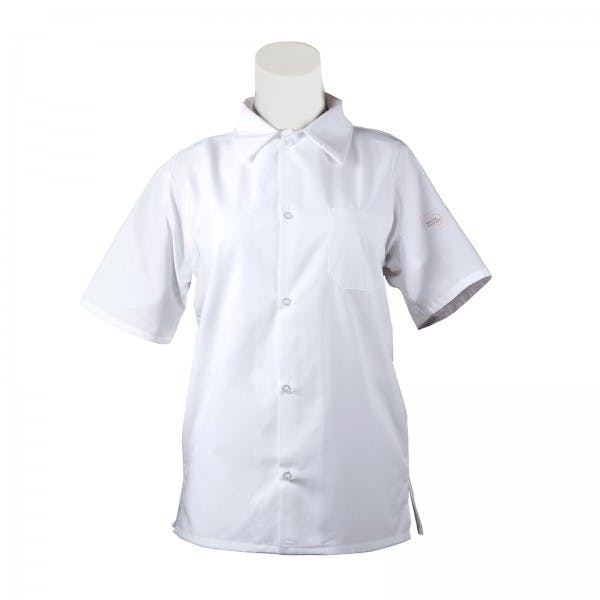 Millennia™ XXL White Cook Shirt