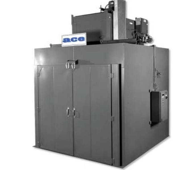 Industrial Drying Ovens Drying oven sold by ACE Equipment Company
