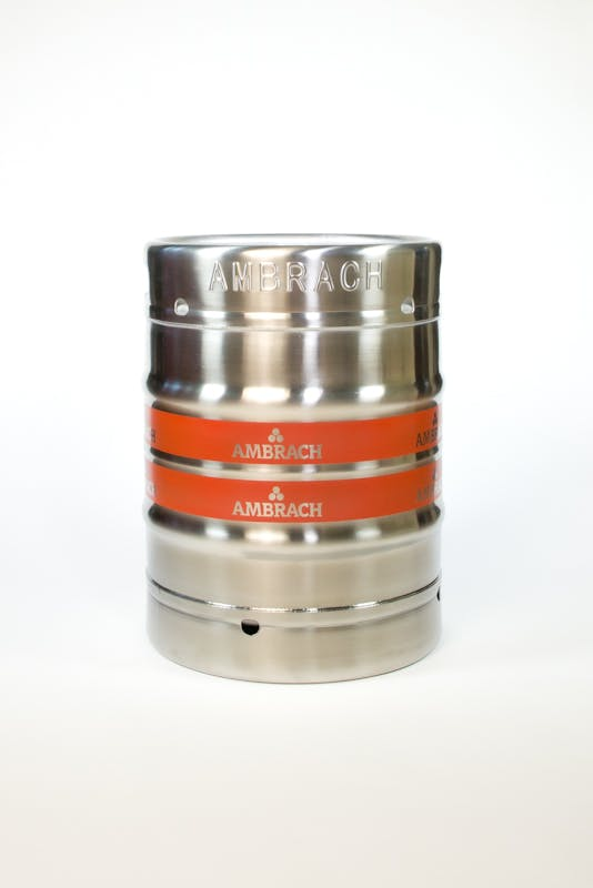 50L Keg sold by Ambrach LLC