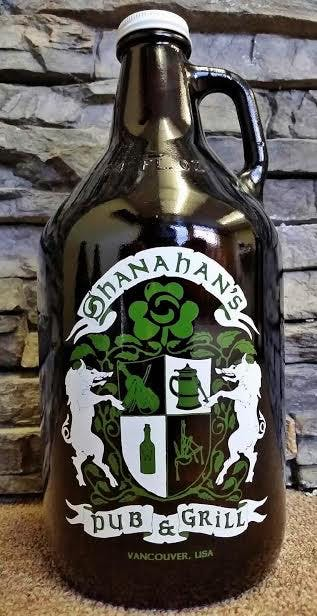 Growlers Growler sold by Triton Print and Pour