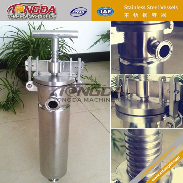 Filter Tank vent filter sold by TD Machinery Co., Ltd.