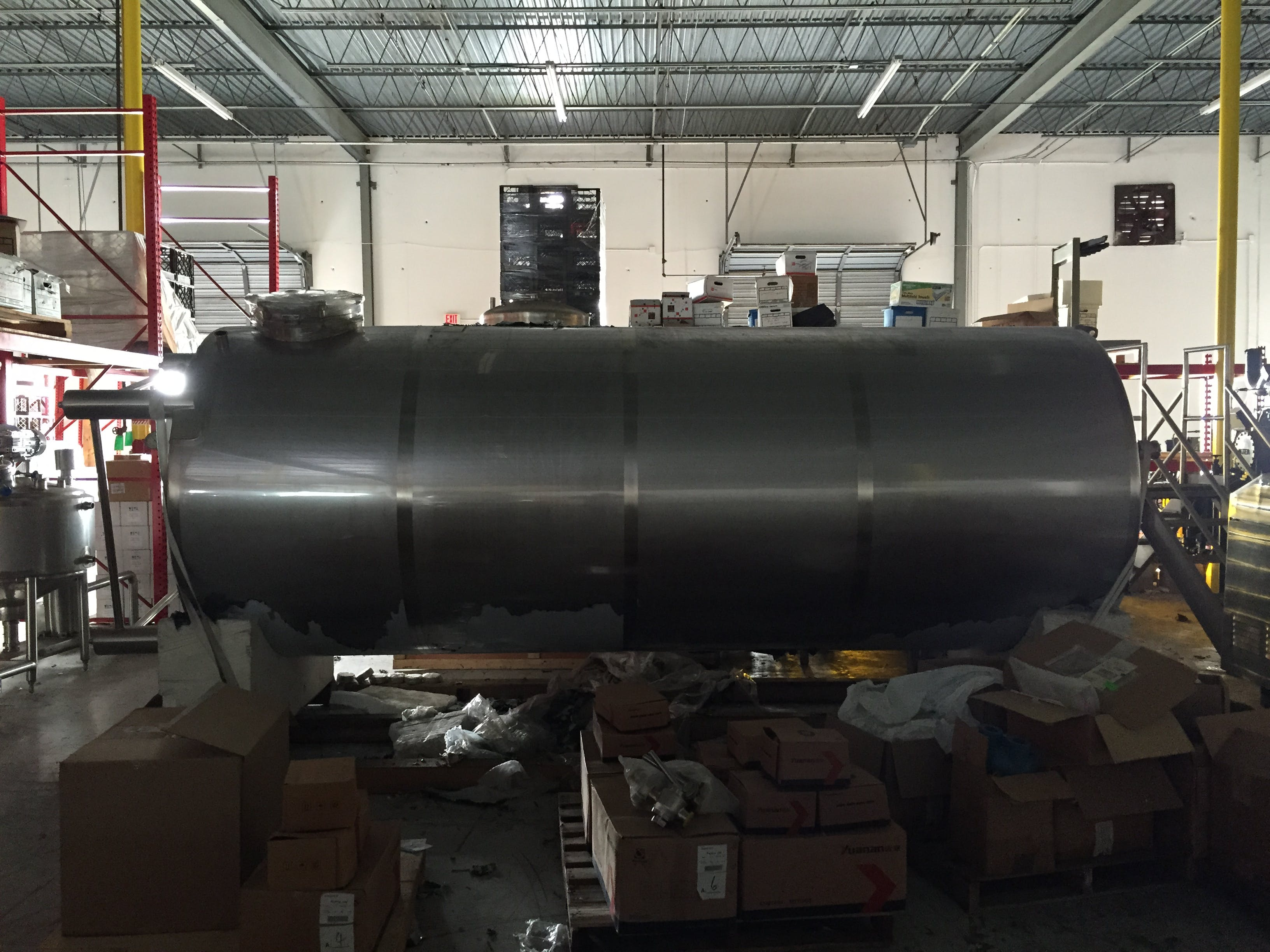 Holding Tank - 2500 Gallons