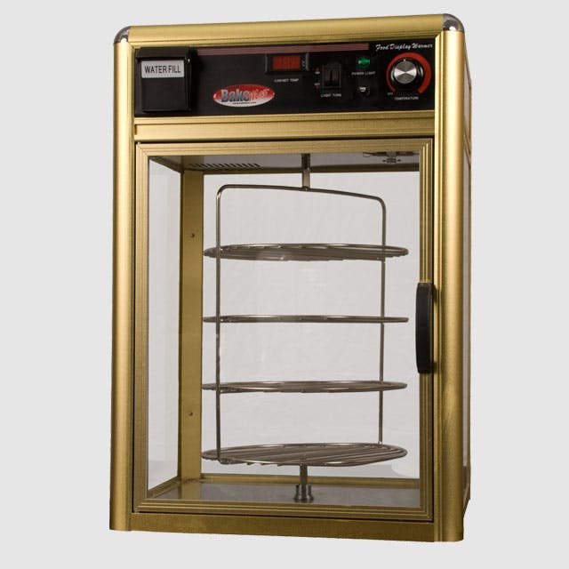Bakemax BMPWR13 Warmer & Display Case - sold by pizzaovens.com