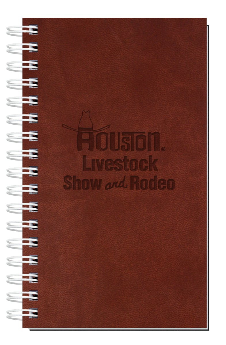 "100 Sheet Executive Journal (5""X8 1/2"") Custom calendar sold by Dechan, Inc. II"