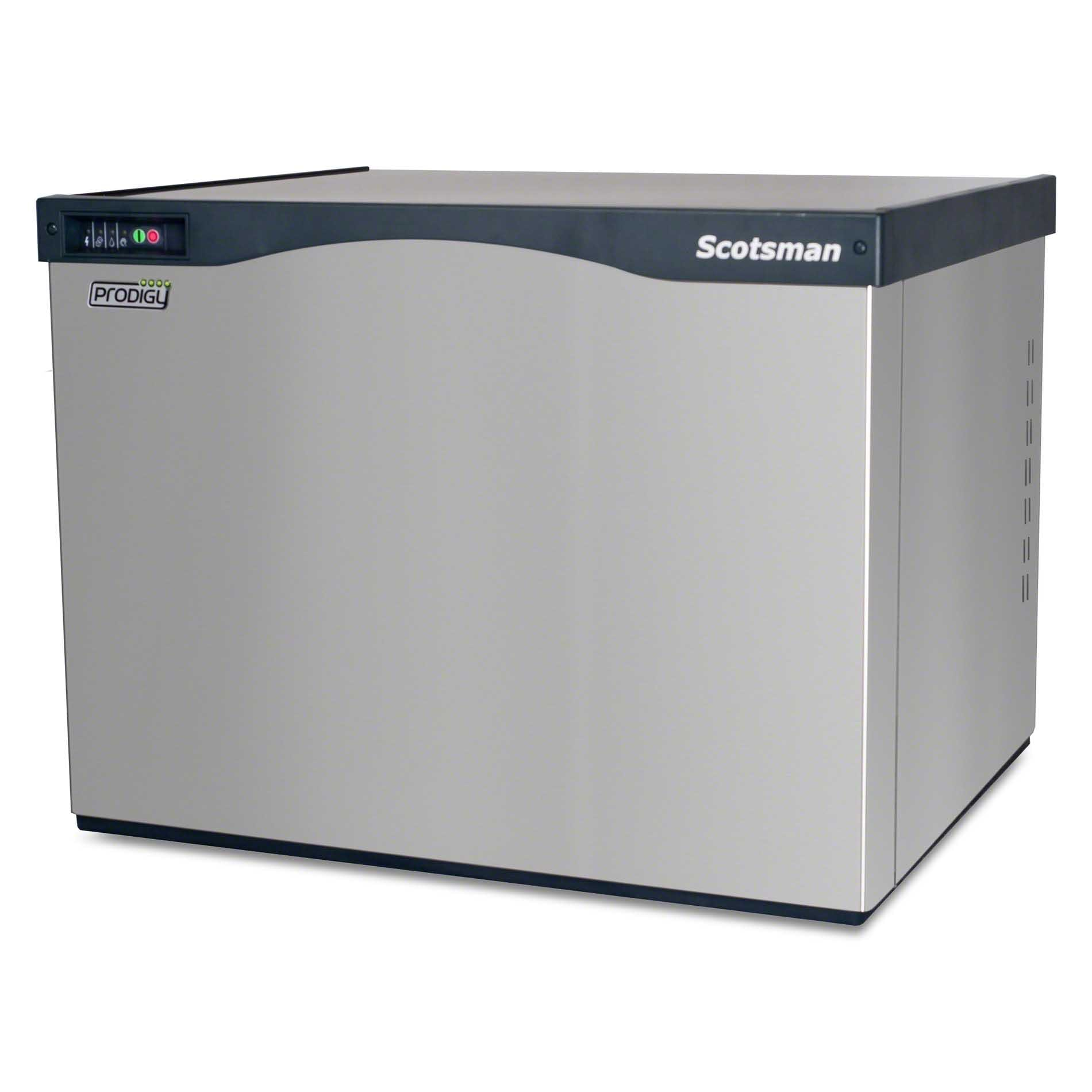 Scotsman - C0630SR-32A 684 lb Half Size Cube Ice Machine - Prodigy Series - sold by Food Service Warehouse
