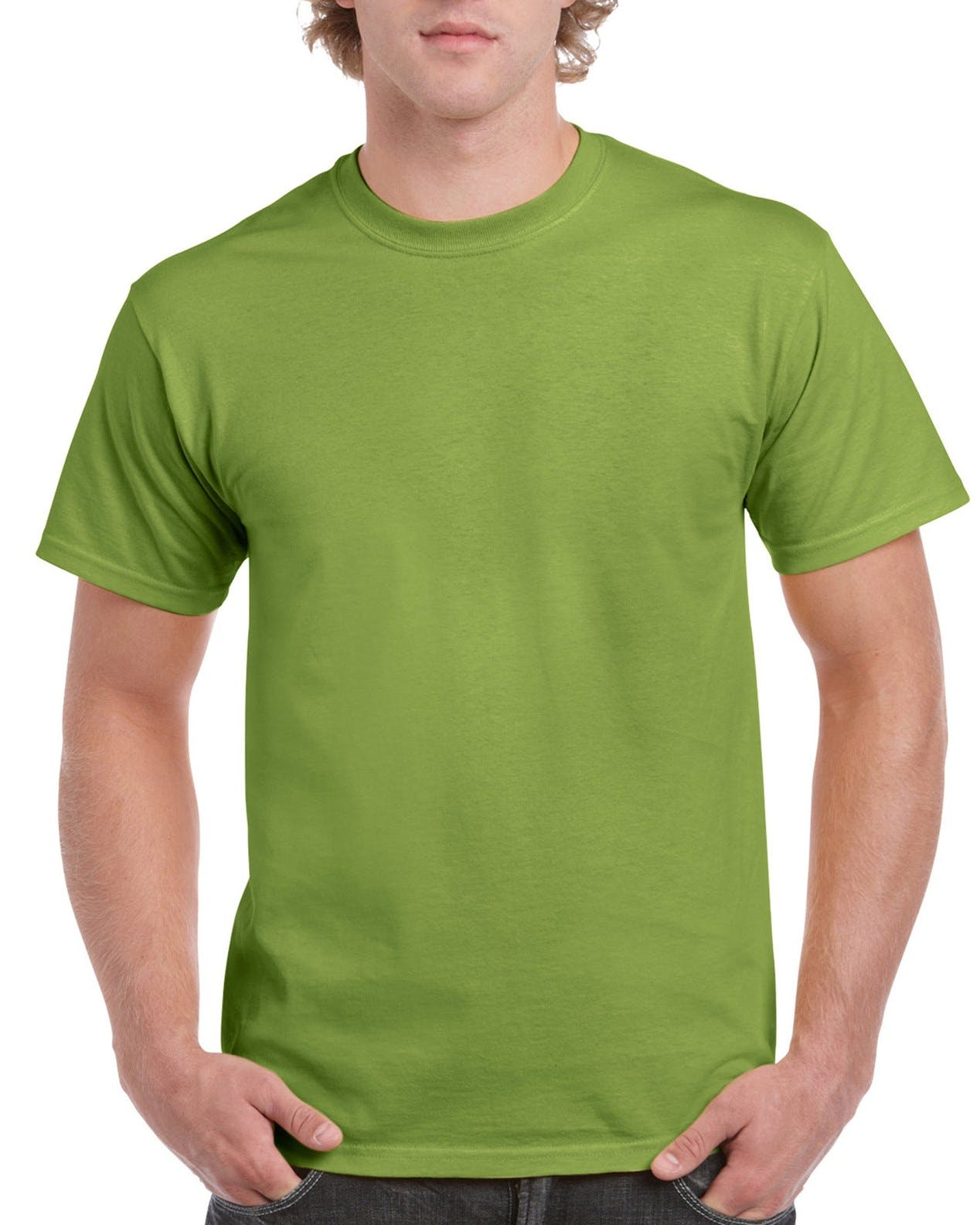 Gildan® Ultra Cotton® Adult T-Shirt Promotional apparel sold by Kevins Worldwide