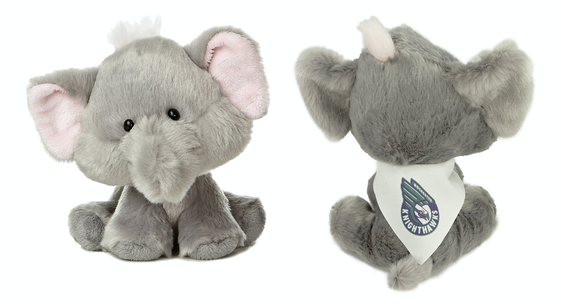 Elephant with Bandana (Item # NGNKS-JNDZR) Stuffed toy sold by InkEasy