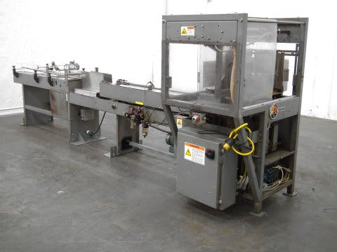 Used ABC Semi-Auto Manual Case Packer Model SP-19 - sold by Sigma Packaging