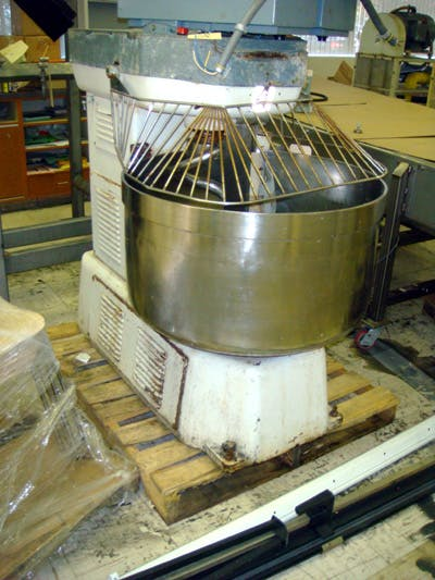 Esperm Machinery Sprial mixer - sold by Union Standard Equipment Co