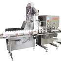 Capmatic BeltStar In-Line Belt Capper - Bottle capper sold by Capmatic