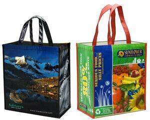 Recyclable Eco Friendly Collection Insulated Tote Recycled and Eco Friendly Promotional Item sold by Distrimatics, USA
