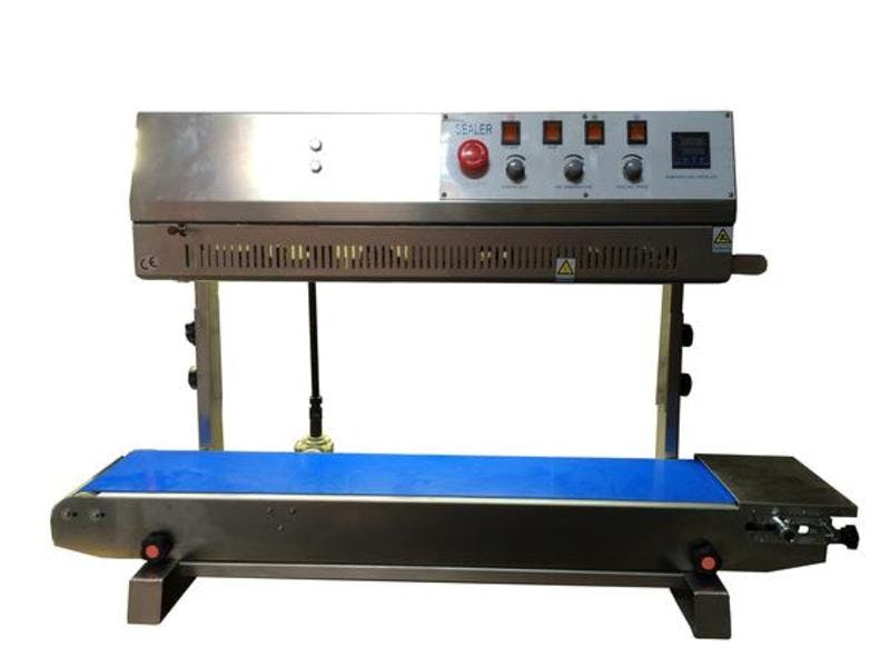 Impresse FRM-1010II Vertical Band Sealer w/ Dry Ink Coding Bag sealer sold by Sealer Sales