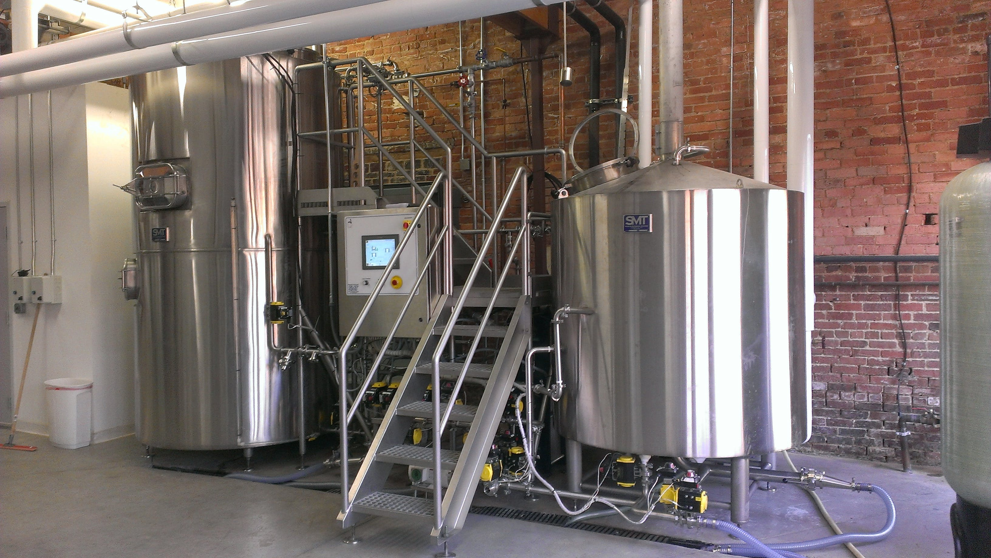 Stacked Brewhouse Brewhouse sold by Smart Machine Technologies, Inc