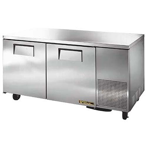 "True - TUC-67 68"" Deep Undercounter Refrigerator Commercial refrigerator sold by Food Service Warehouse"
