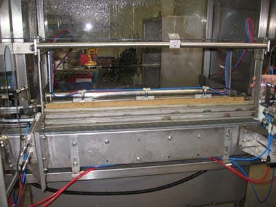 I-Rinser - Fully Automatic Production Rinser - sold by PPM Corp. [CLOSED]