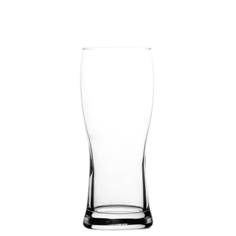 Prague Pilsner Glass 160z Beer glass sold by Cirm Custom Decorating