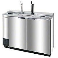 "Beverage Air - DD50C-1-S - Club Top Direct Draw Beer Dispenser 50"" Kegerator sold by Elite Restaurant Equipment"
