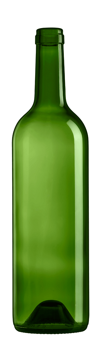 Bordelaise Tradition: 750ml, PLU, Green - Bordelaise Tradition - sold by SGP Packaging by Verallia