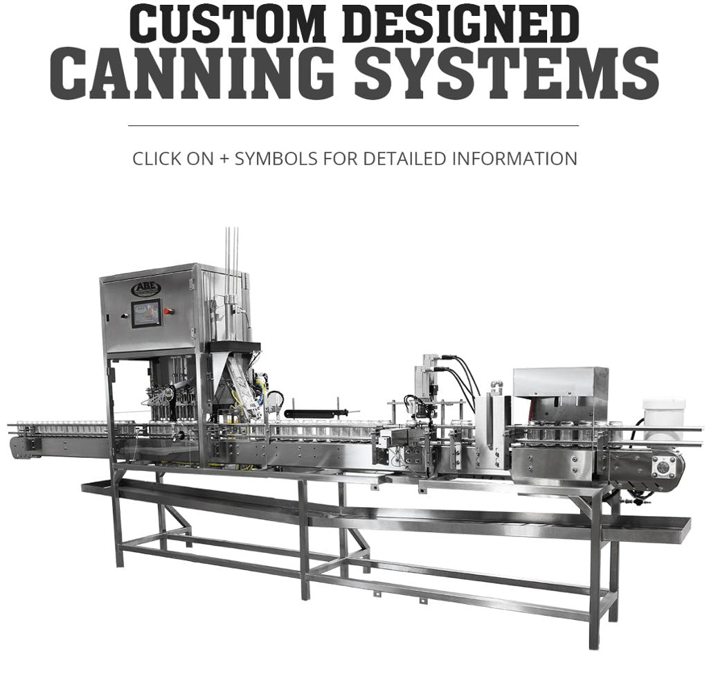 LinCan System - sold by American Beer Equipment