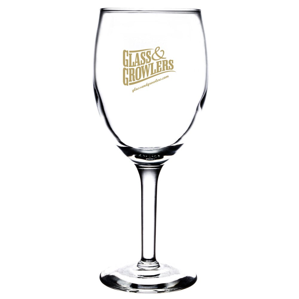 Citation Wine 8 oz Glass Wine glass sold by Glass and Growlers