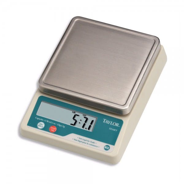 11 lbs. Stainless Digital Portion Control Scale