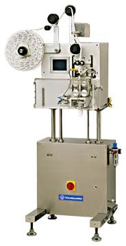 VSZ-3 Automatic Desiccant Inserter Bottle filler sold by MSM Packaging Solutions