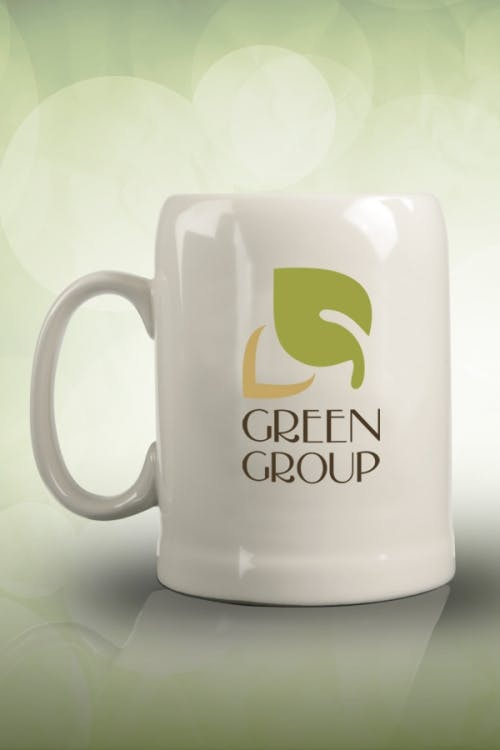 Bavarian Stein – 20 oz Ceramic mug sold by Luscan Group