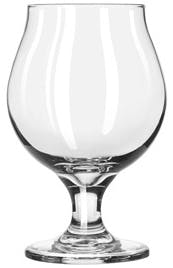 Stemmed - Belgian 13oz and 16oz_Libbey Beer glass sold by Boelter Beverage