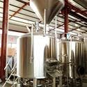 2 vessel Brewhouse with Grist - Brewhouse sold by Prettech Canada