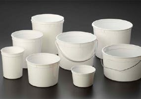 Thinwall Tubs Pail sold by Kaufman Container Company