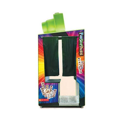Gen II Photo Booth - sold by Betson Enterprises