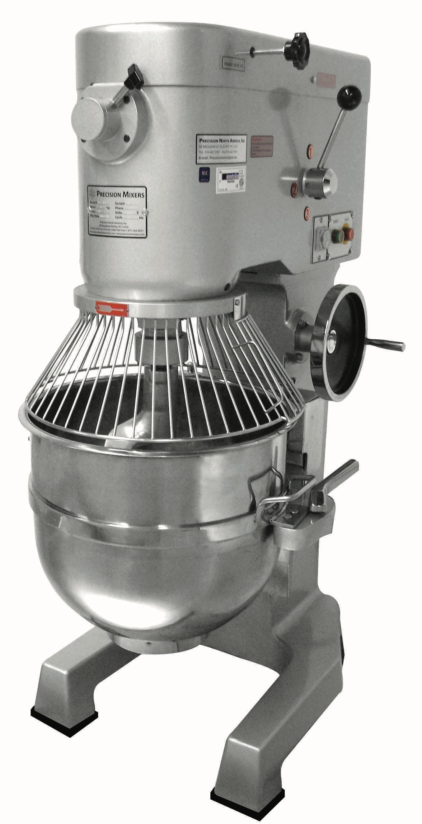HD-60 Pizza Mixer Mixer sold by Precision North America Food Machinery