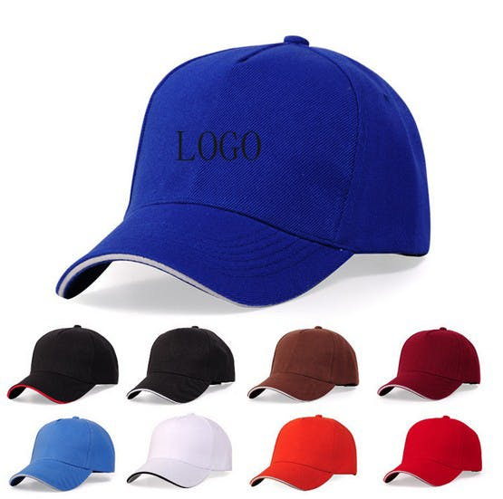 Promotional Baseball Cap (Item # VDLQT-JVVYI) Baseball cap sold by InkEasy