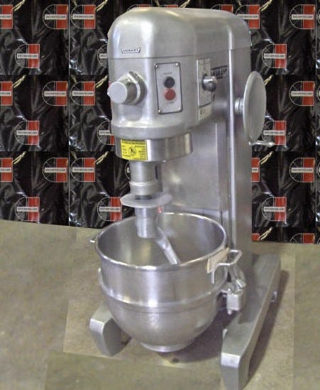 Reconditioned Hobart H-600 60 Qt Mixer - sold by pizzaovens.com