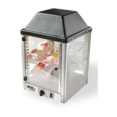APW DWCI-14 Hot Food Display Case (Self-Serve) - sold by pizzaovens.com