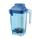 Vitamix 58984 Color Coded 32 oz. Advance Container with Blade Assembly | Blue - Blender sold by Prima Supply