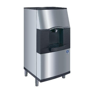 Manitowoc SFA-191 Ice Dispenser (120 lbs ice storage) - sold by pizzaovens.com