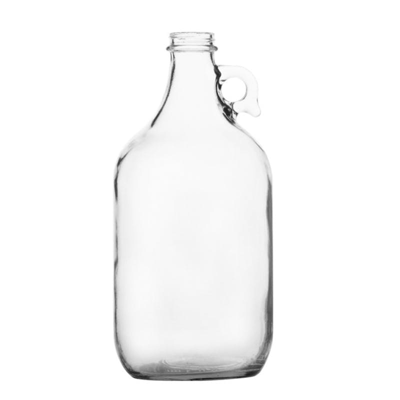Clear Growler 64oz Growler sold by Zenan USA