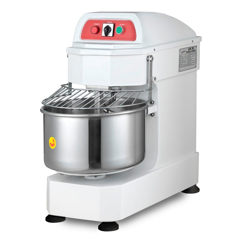 Eurodib LM20T | 20 Qt Spiral Mixer Mixer sold by Mission Restaurant Supply