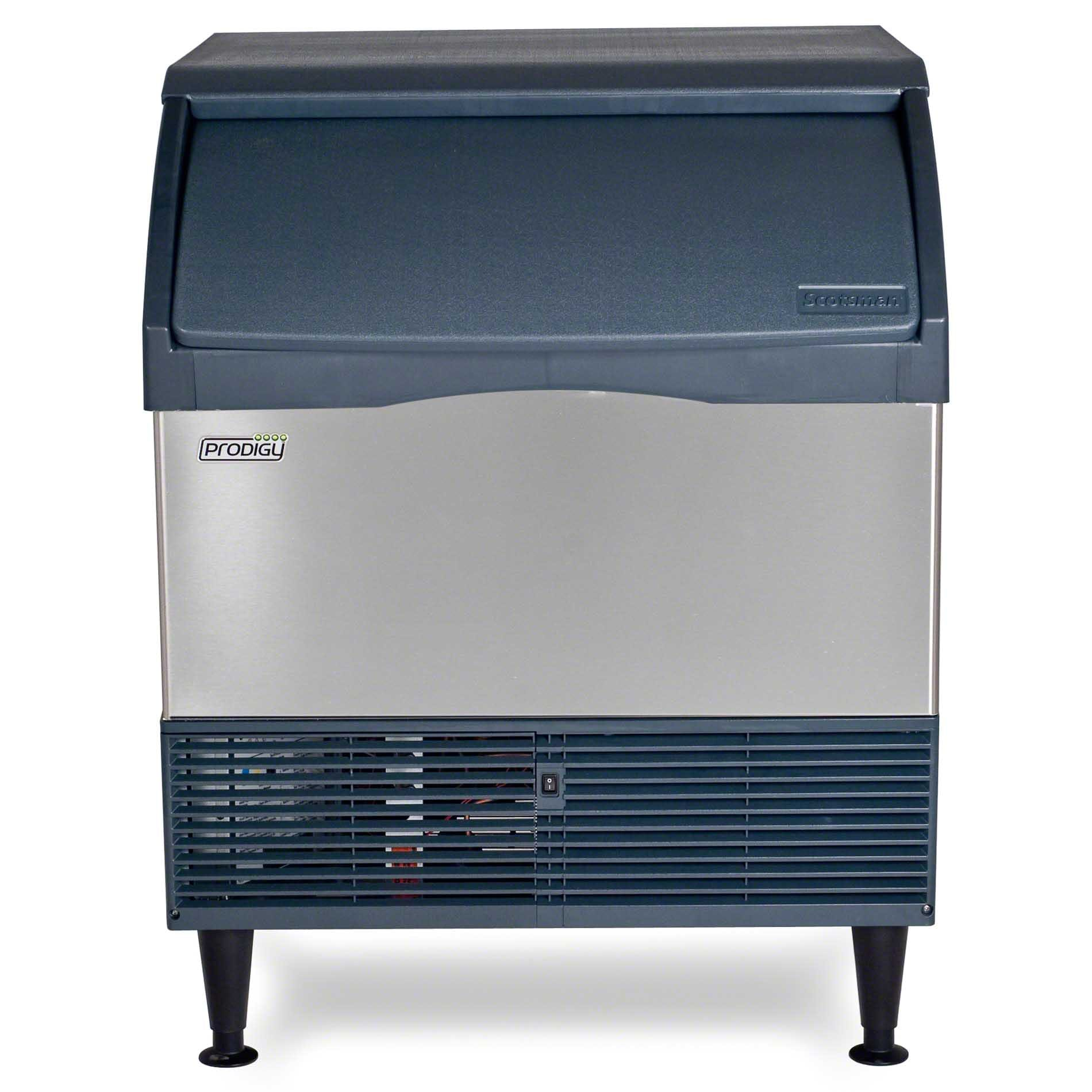Scotsman - CU3030SA-1A 250 lb Self-Contained Cube Ice Machine - Prodigy® Series Ice machine sold by Food Service Warehouse