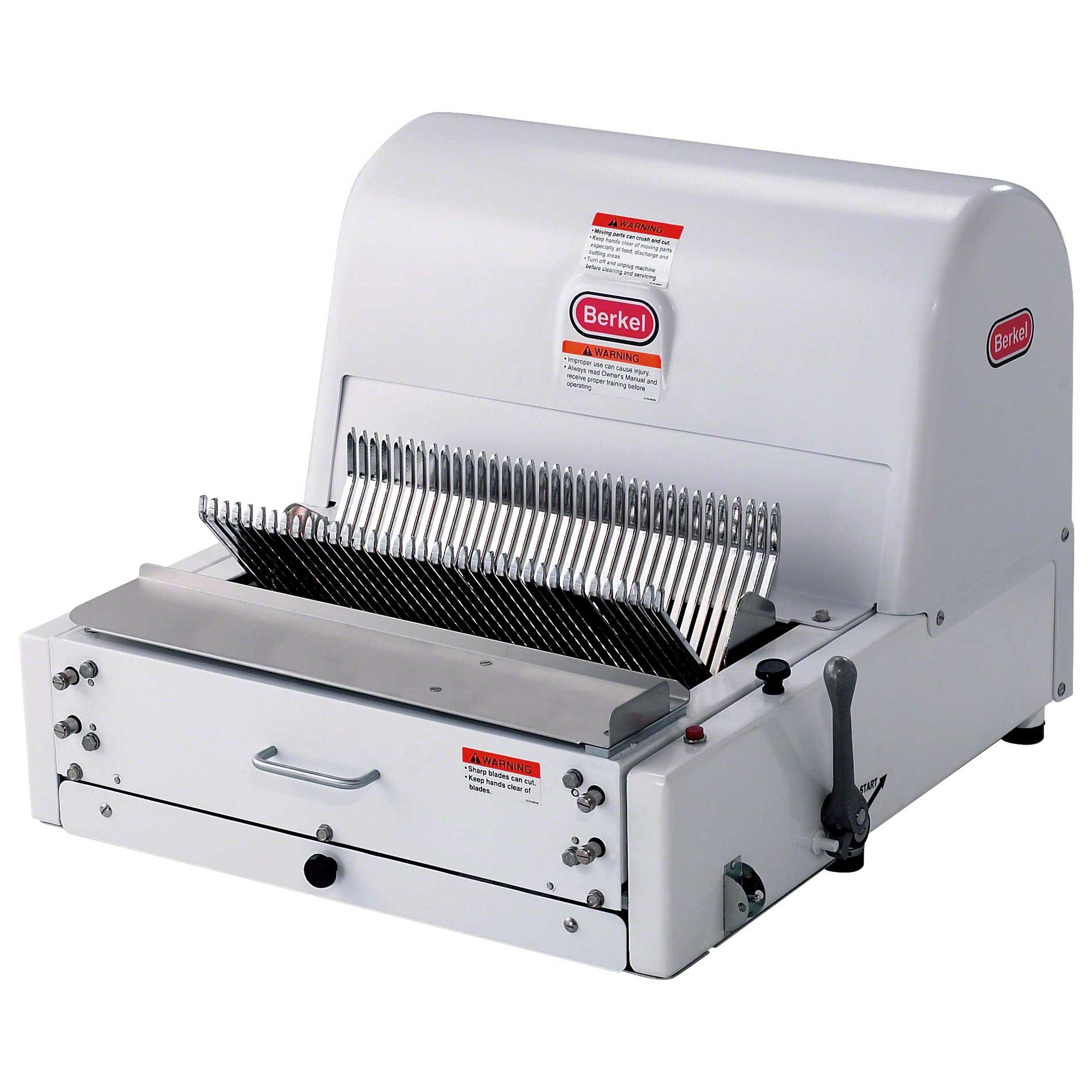 "Berkel ( MB-3/8 ) - 15-1/2"" Countertop Bread Slicer Bread slicer sold by Food Service Warehouse"