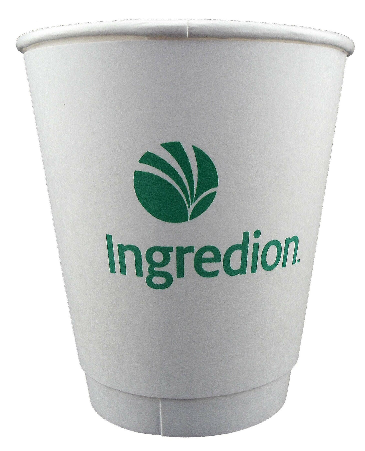 12 Oz. Insulated Paper Cups (Item # LEIHR-IJRAM) Recycled and Eco Friendly Promotional Item sold by InkEasy