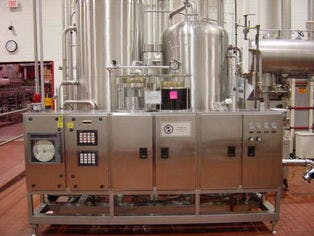 KHS Paramix Blending System  Blender sold by Beverage Industries