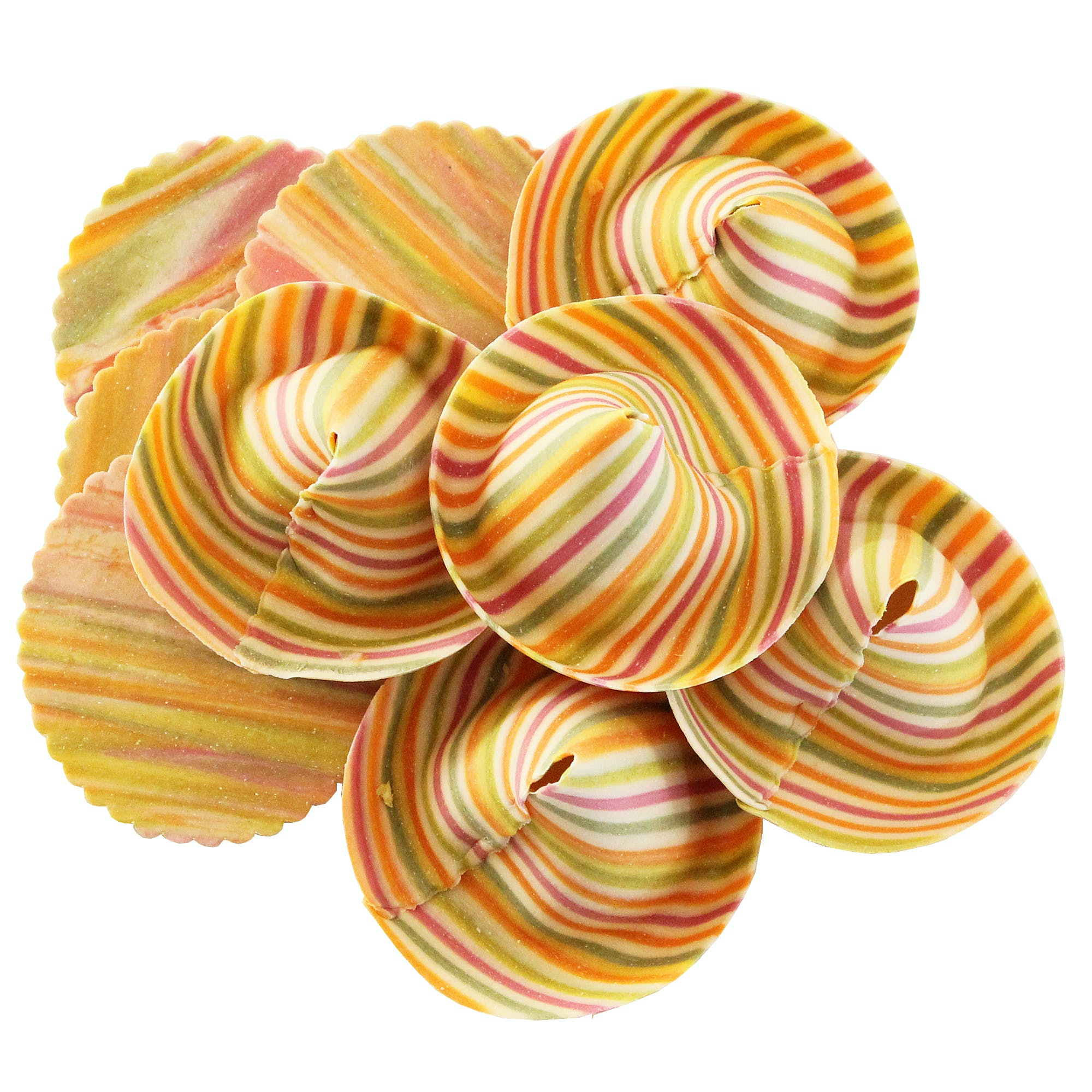 "Mexican Hats ""Sombreroni"" Colored Pasta Pasta sold by M5 Corporation"