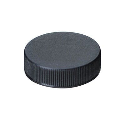 38-400 Black Plastic Cap - For Sale! Growler cap sold by Glass and Growlers