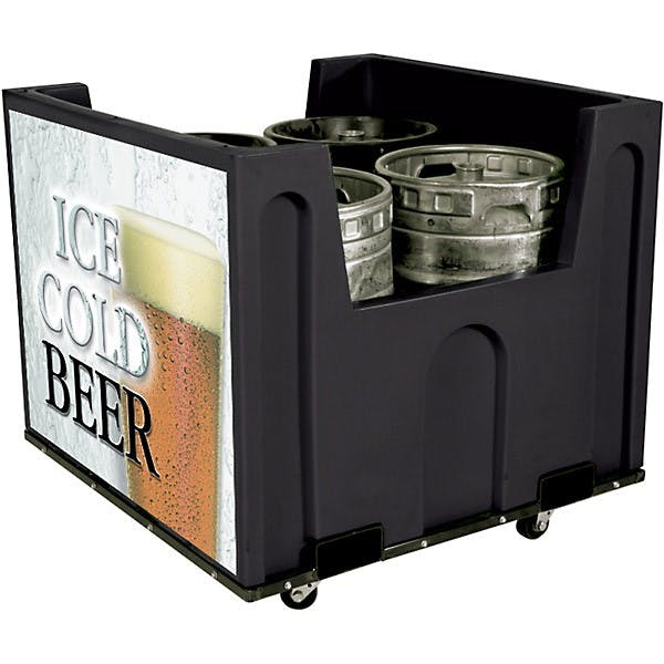 Commercial Insulated Keg Tote - sold by KegWorks