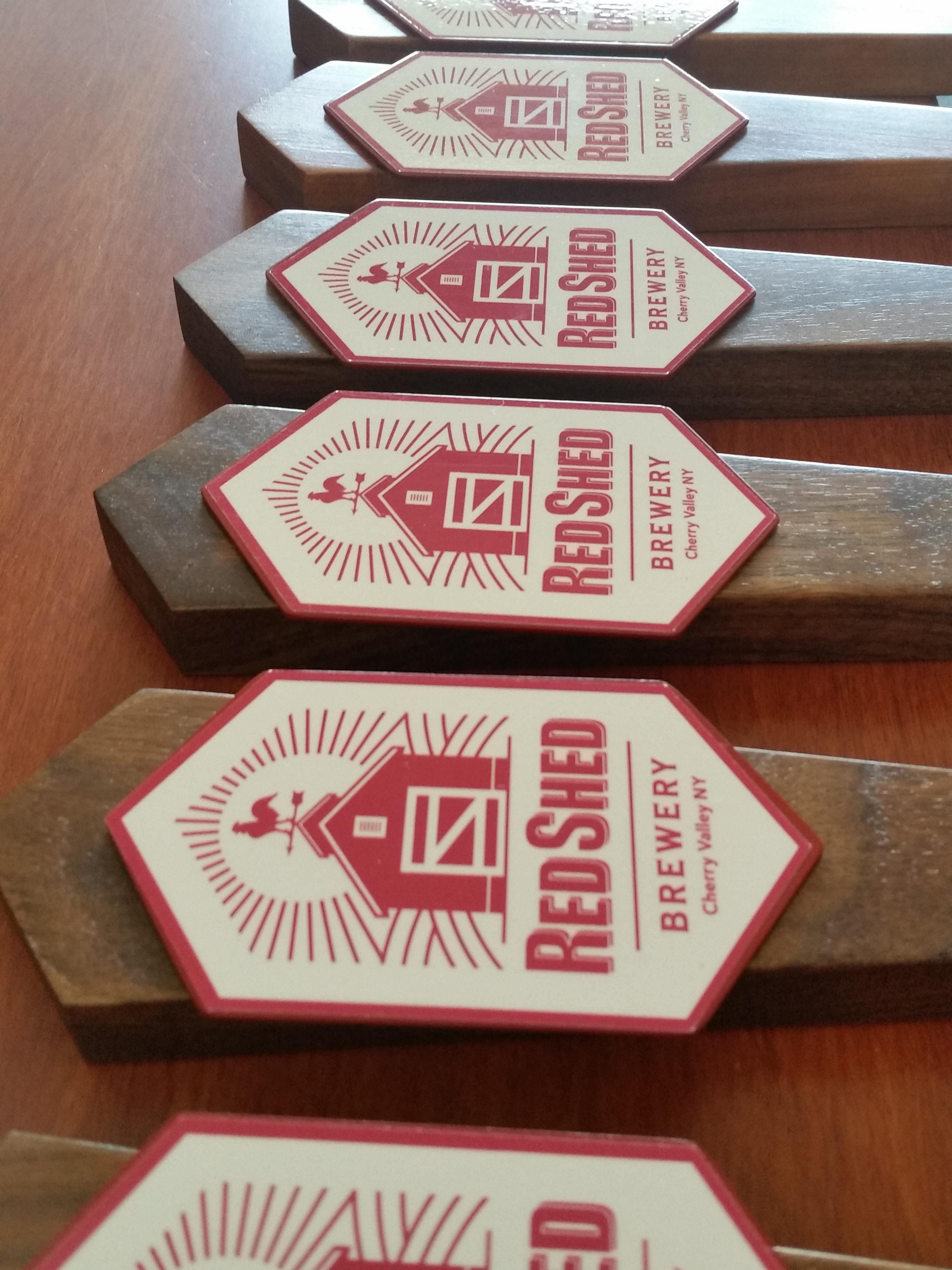 Custom Wood and Metal Tap Handles Tap handle sold by Brewlicious Beer